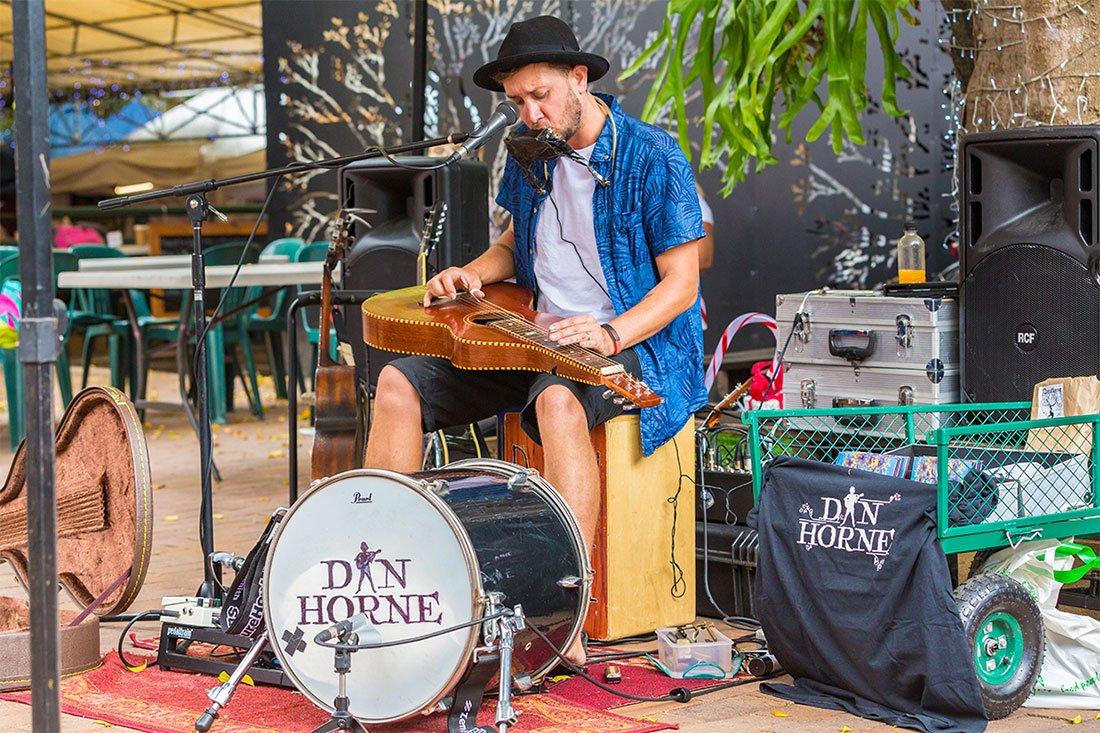 Tribal Groove & Dan Horne