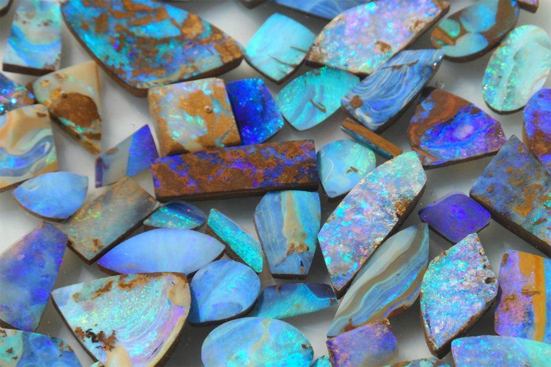 Boulder Opal Mines Australia