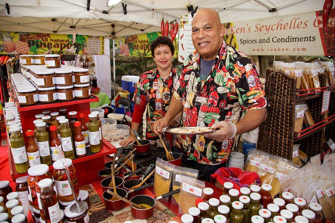TonKen's Seychelles Creole Spices & Condiments