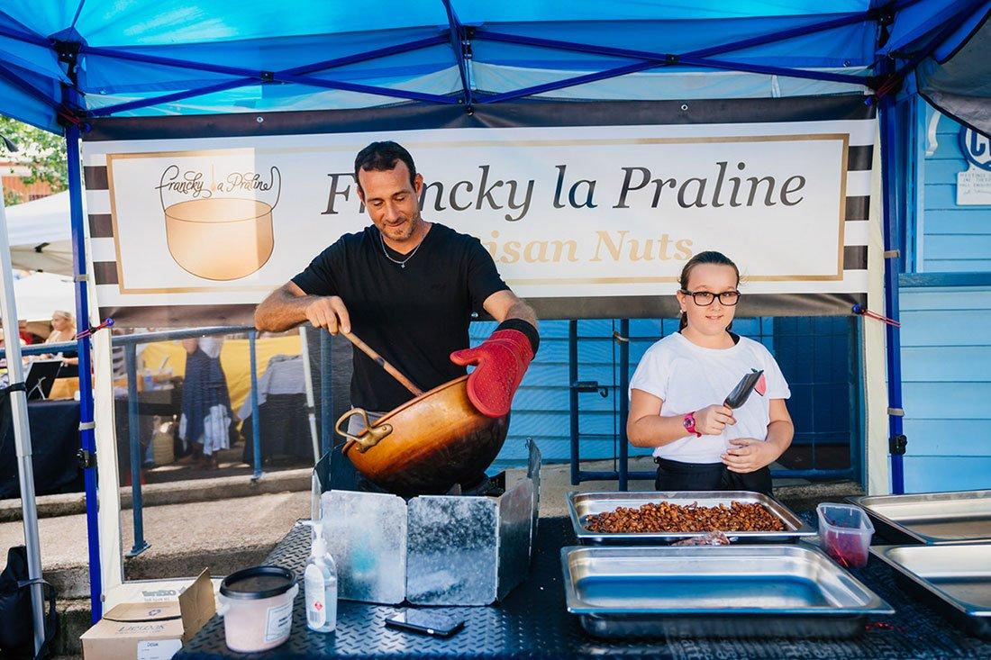 Francky La Praline